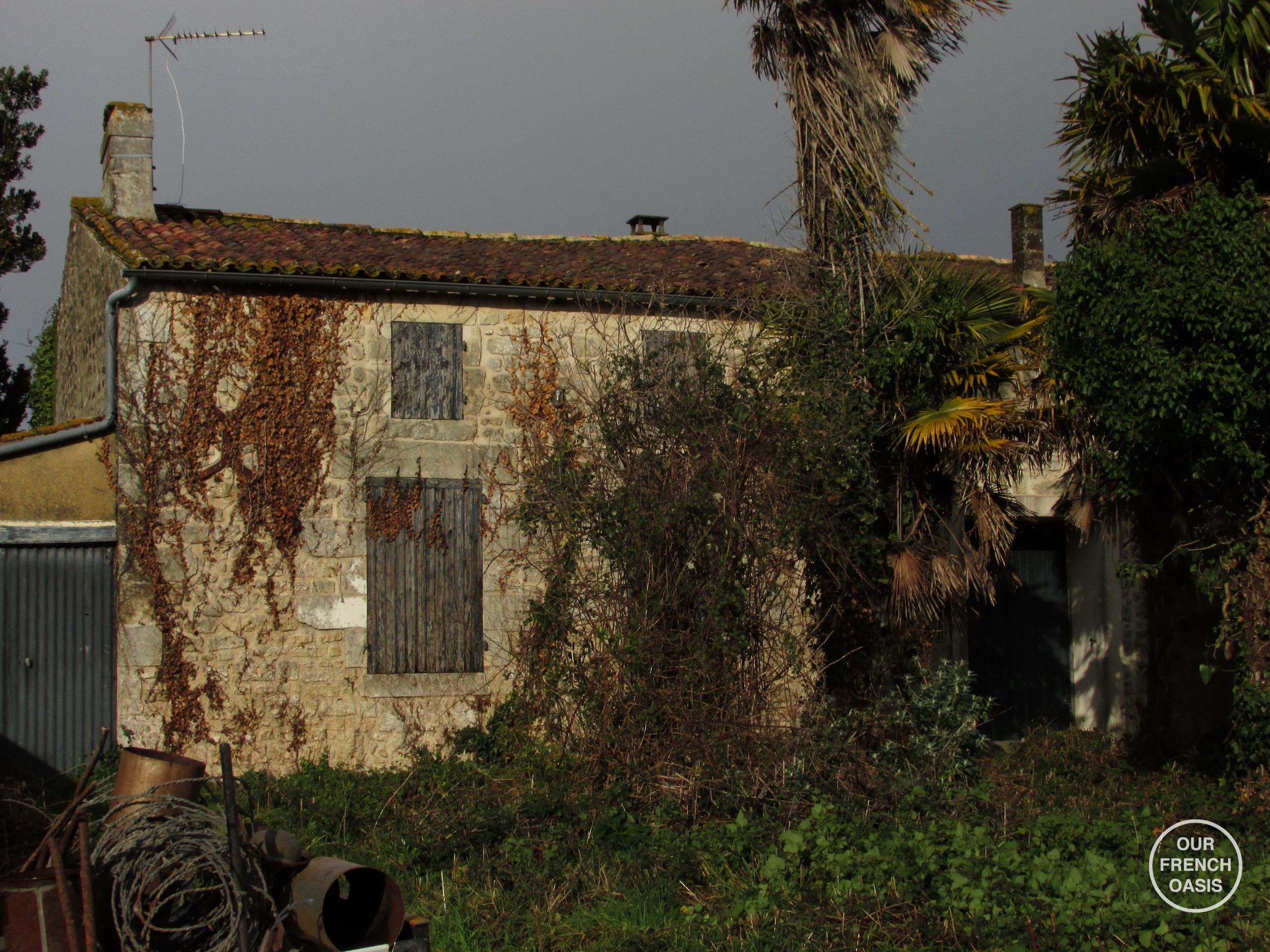 Houses – Our French Oasis
